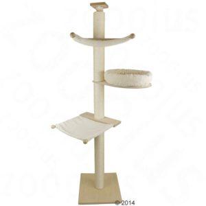 Arbre a chat plafond bois