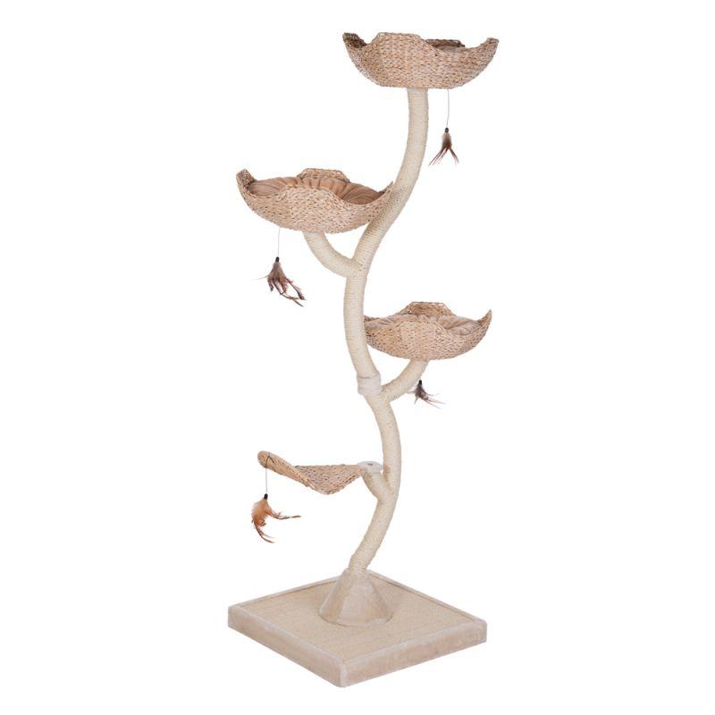 arbre a chat en forme de plante