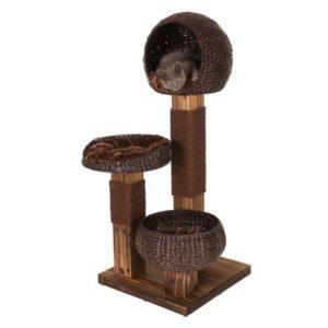 31 mod les d 39 arbre chat sans moquette bois massif et. Black Bedroom Furniture Sets. Home Design Ideas