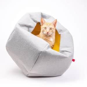 grotte pour chat