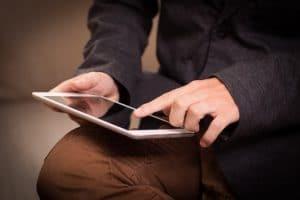 lecture tablette