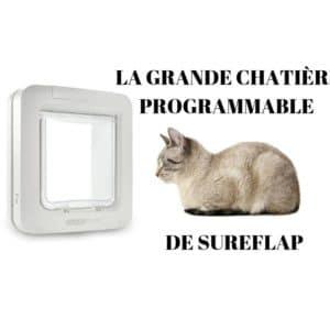 LA GRANDE CHATIÈRE PROGRAMMABLE SUREFLAP