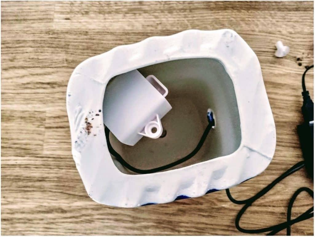 pichet fontaine miaustore pompe