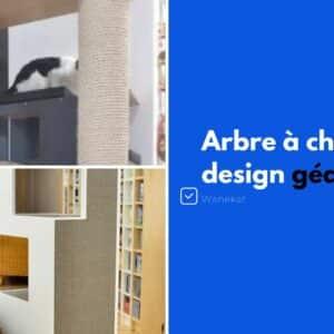 arbre a chat design geant