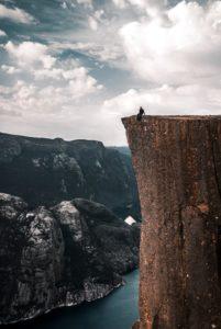 grand espace sauvage norvegien