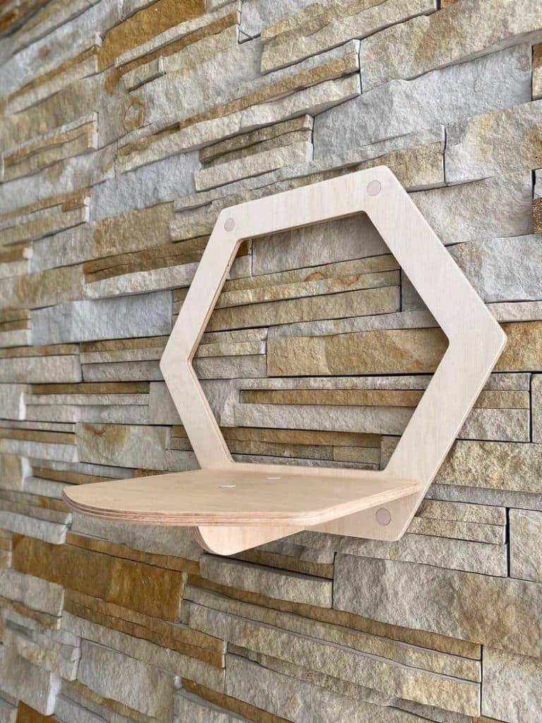 tablette catsmood hexagonal